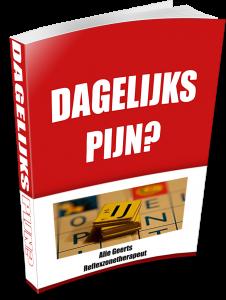 Cover E-Book Dagelijks Pijn?